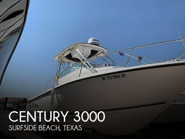 Used Century Boats For Sale by owner | 1999 Century 3000 Walk-Around