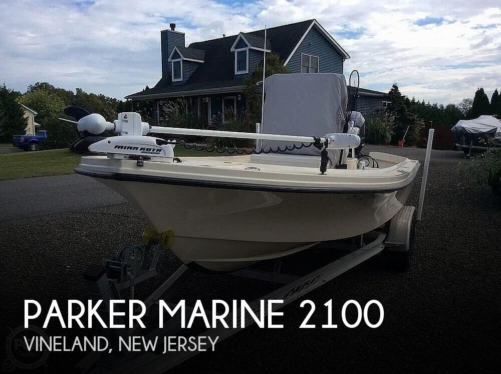 2013 Parker Marine boat for sale, model of the boat is Big Bay 2100 & Image # 1 of 41