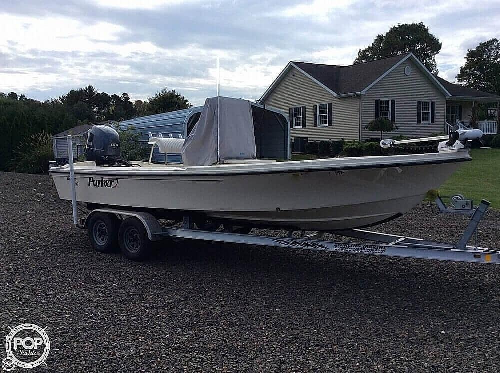 2013 Parker Marine boat for sale, model of the boat is Big Bay 2100 & Image # 16 of 41