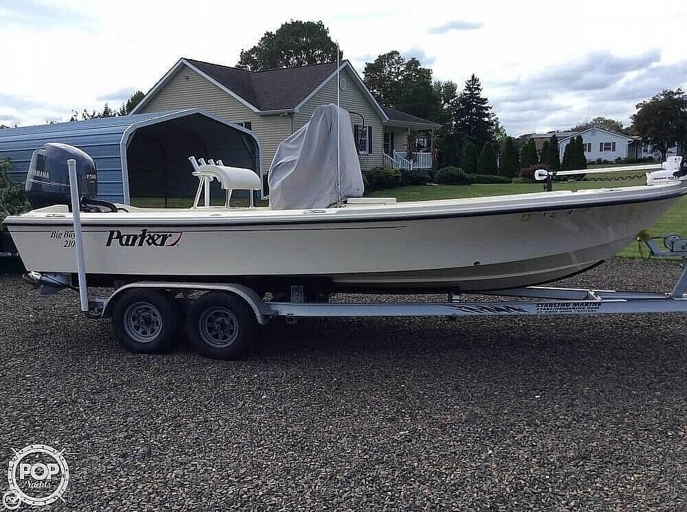 2013 Parker Marine boat for sale, model of the boat is Big Bay 2100 & Image # 17 of 41