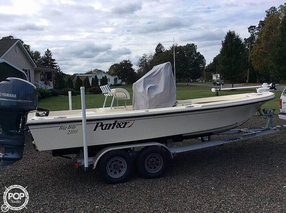 2013 Parker Marine boat for sale, model of the boat is Big Bay 2100 & Image # 18 of 41