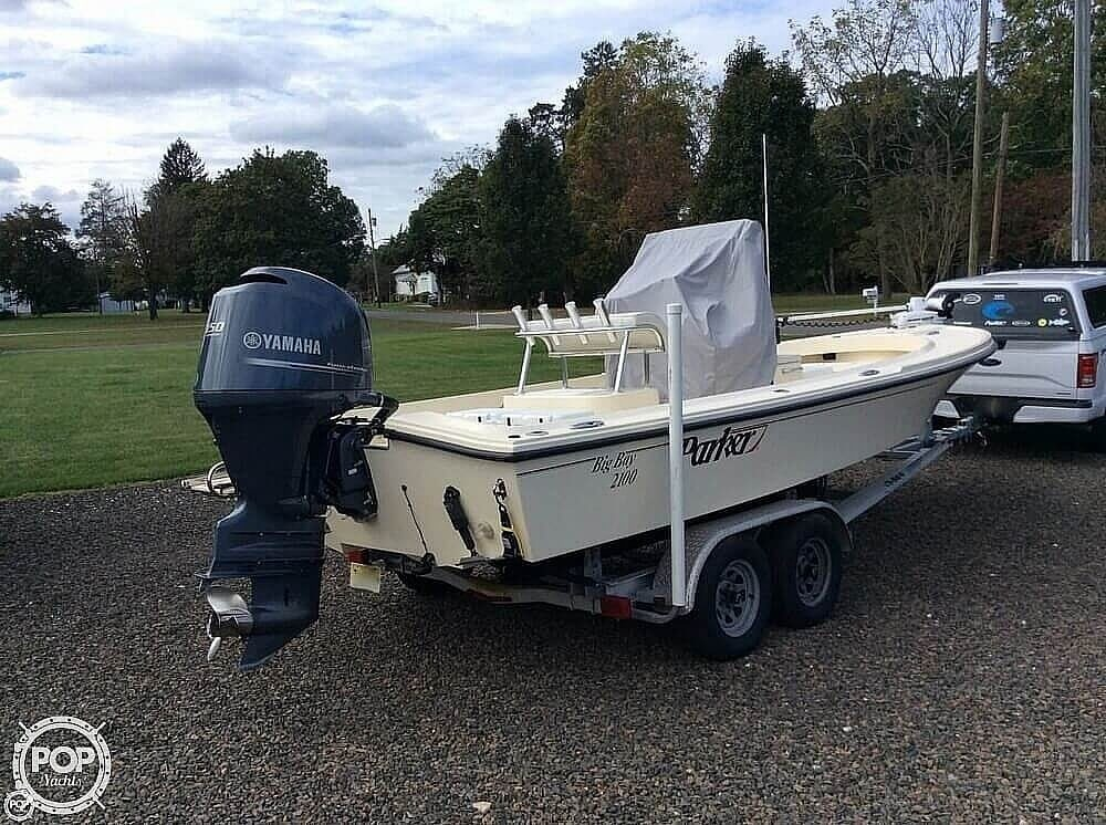 2013 Parker Marine boat for sale, model of the boat is Big Bay 2100 & Image # 19 of 41