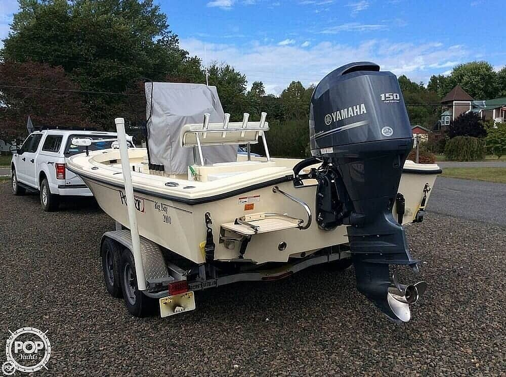 2013 Parker Marine boat for sale, model of the boat is Big Bay 2100 & Image # 22 of 41