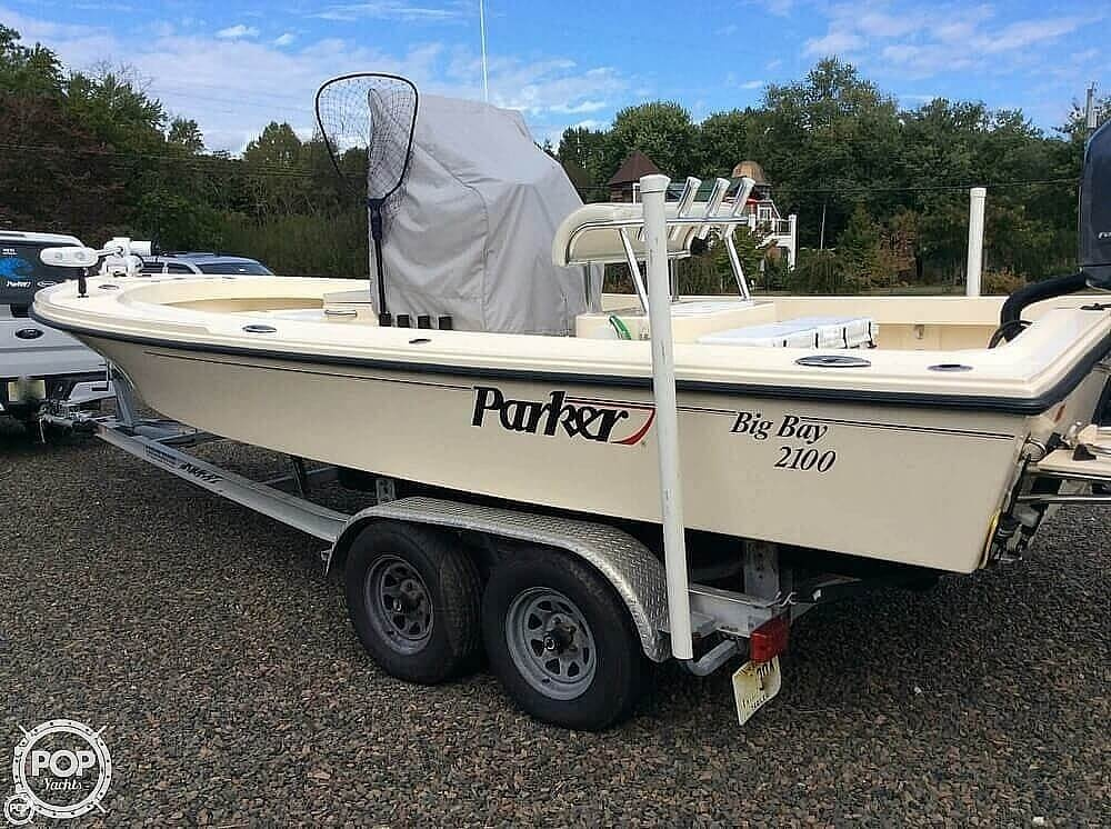 2013 Parker Marine boat for sale, model of the boat is Big Bay 2100 & Image # 23 of 41