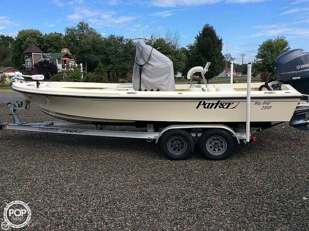 2013 Parker Marine boat for sale, model of the boat is Big Bay 2100 & Image # 24 of 41