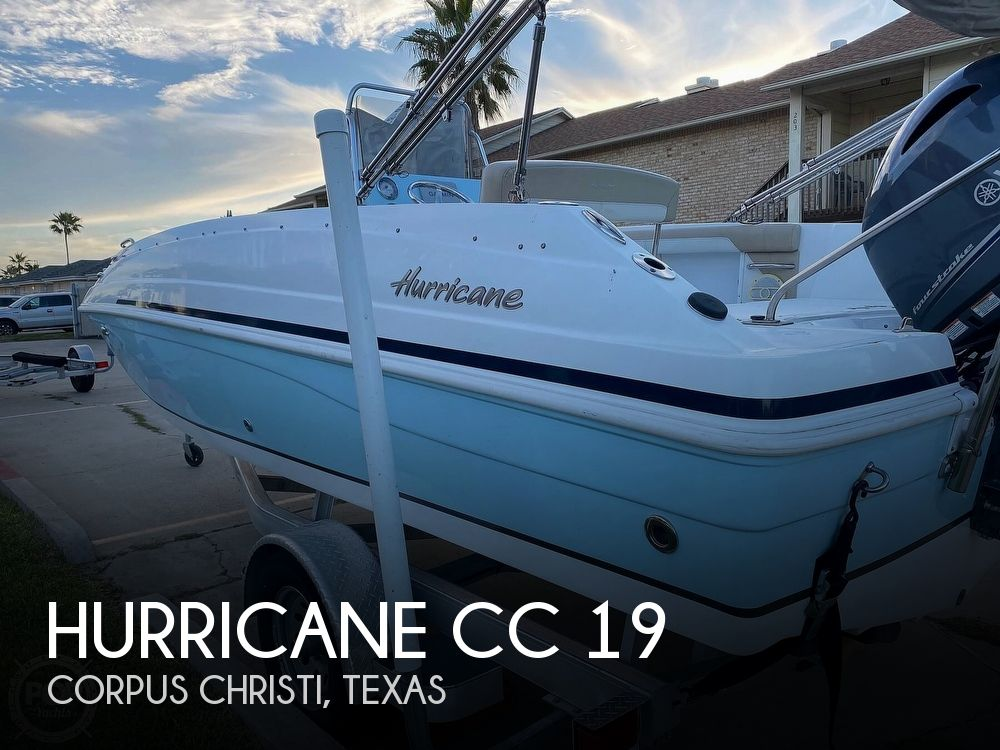 2016 Hurricane boat for sale, model of the boat is CC 19 & Image # 1 of 40