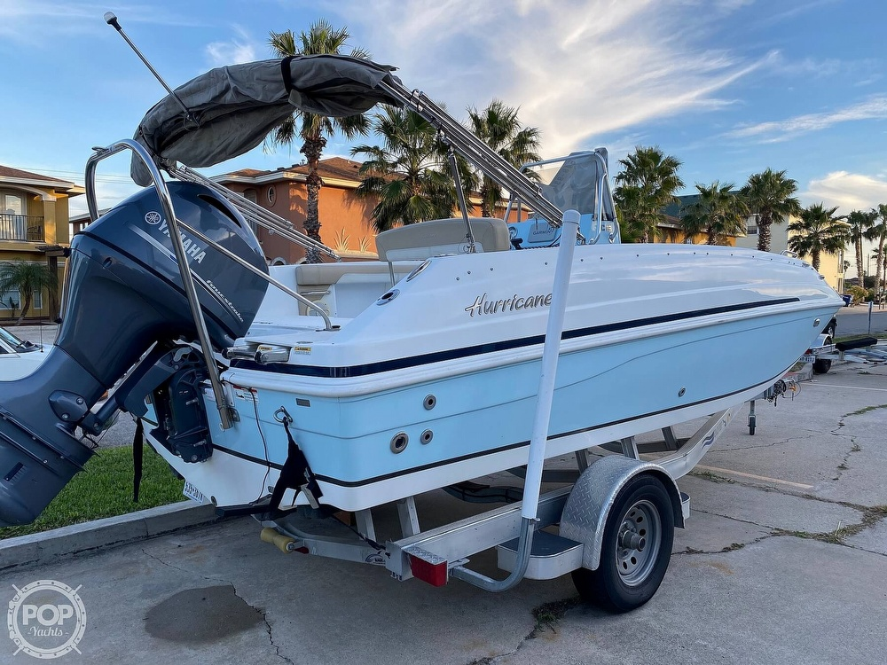 2016 Hurricane boat for sale, model of the boat is CC 19 & Image # 7 of 40