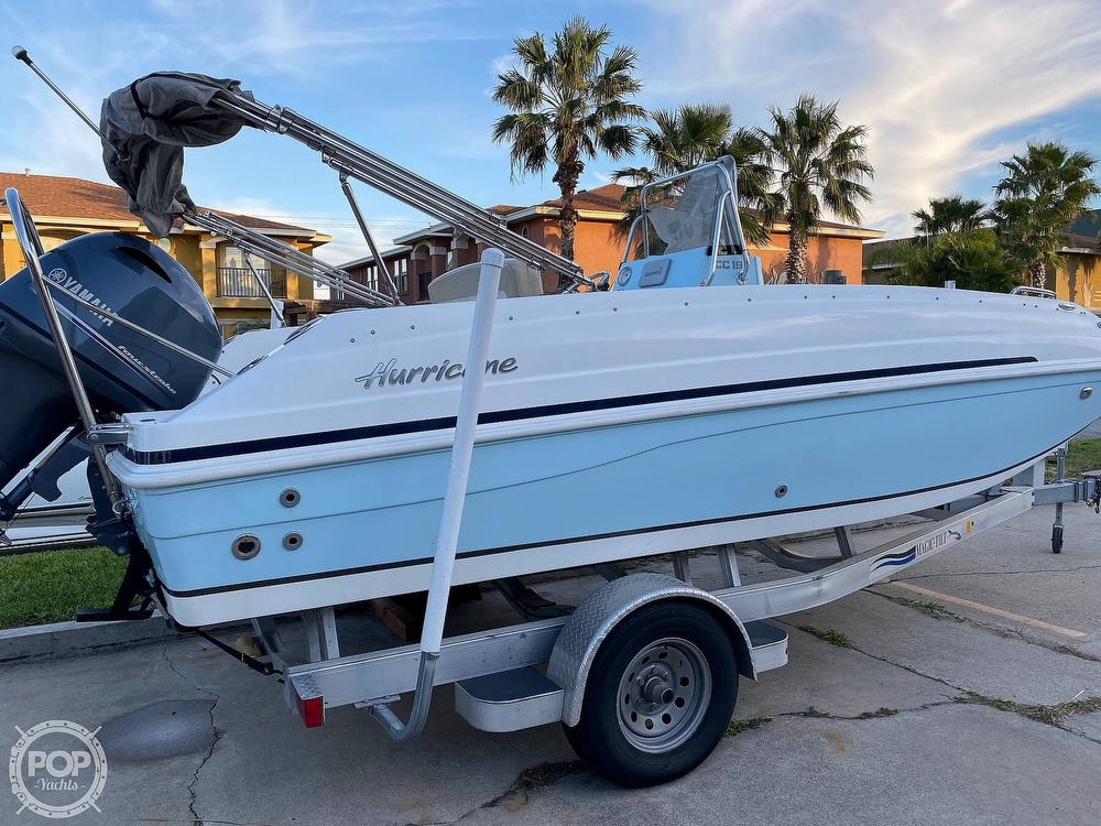 2016 Hurricane boat for sale, model of the boat is CC 19 & Image # 3 of 40