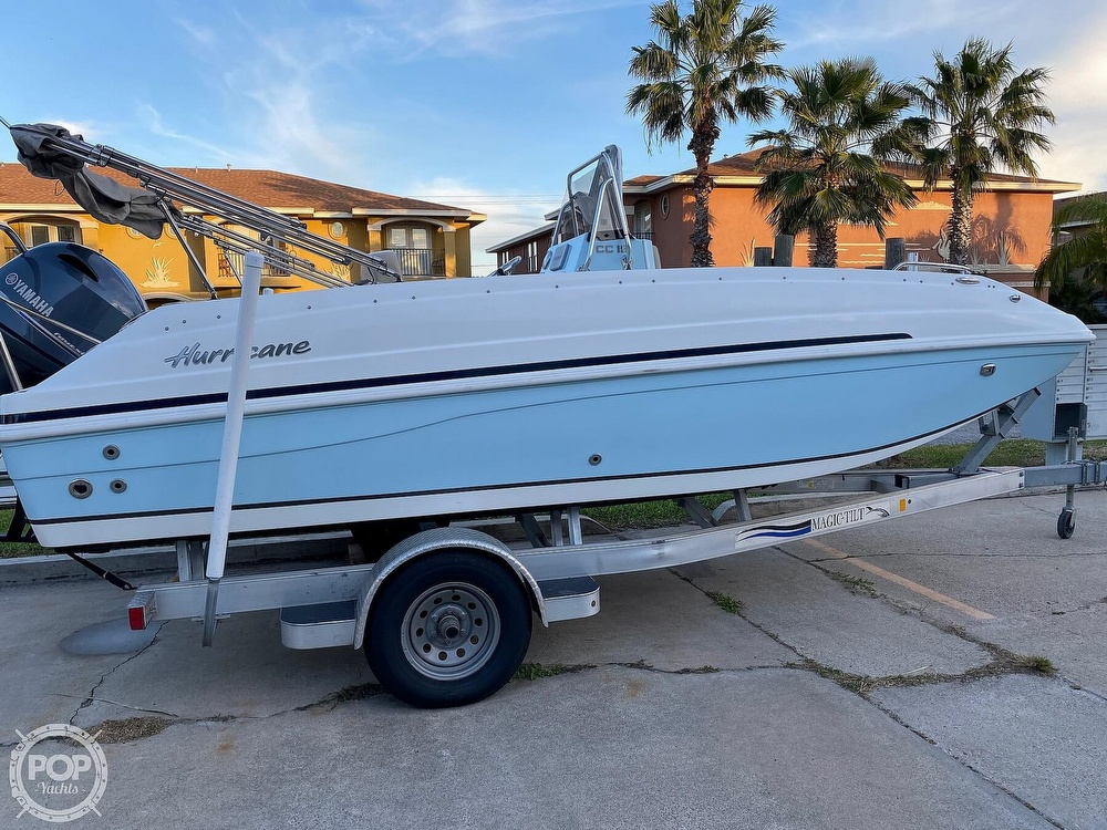 2016 Hurricane boat for sale, model of the boat is CC 19 & Image # 4 of 40