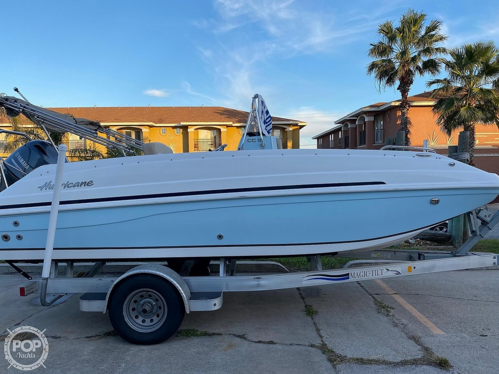 2016 Hurricane boat for sale, model of the boat is CC 19 & Image # 5 of 40