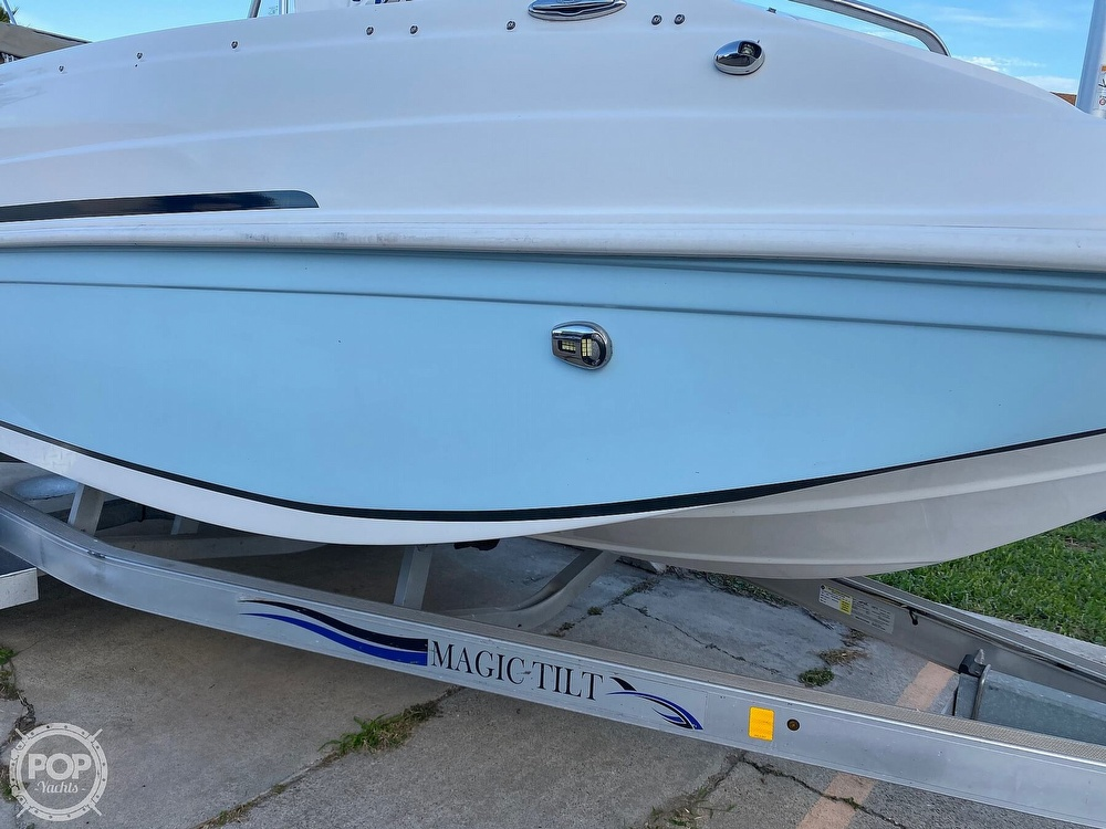 2016 Hurricane boat for sale, model of the boat is CC 19 & Image # 11 of 40