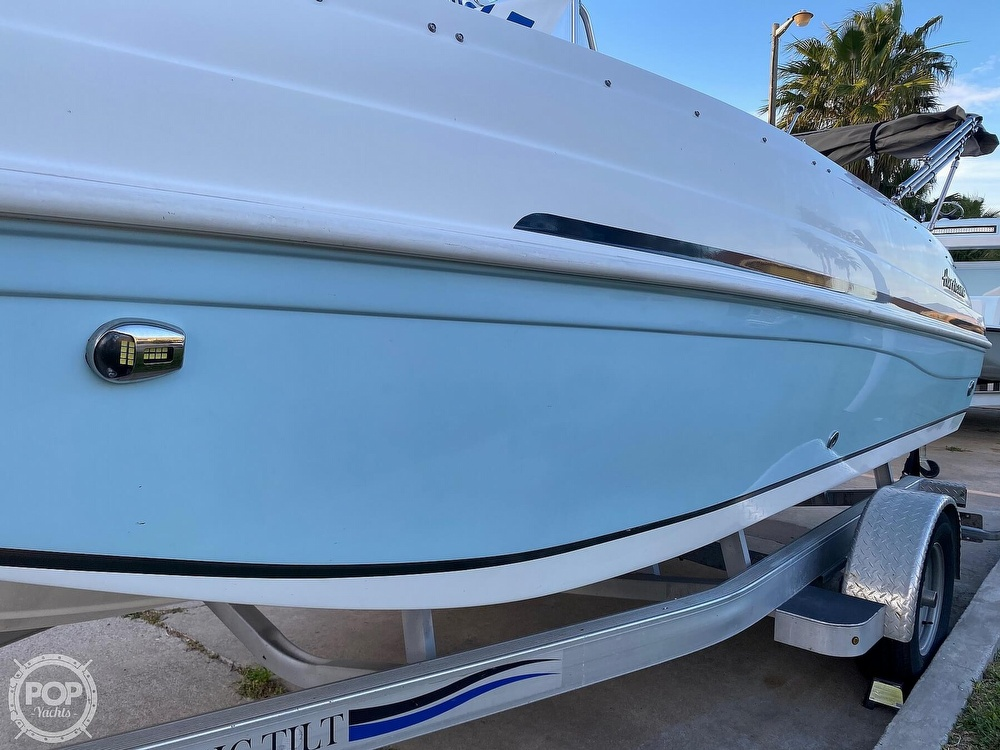 2016 Hurricane boat for sale, model of the boat is CC 19 & Image # 14 of 40