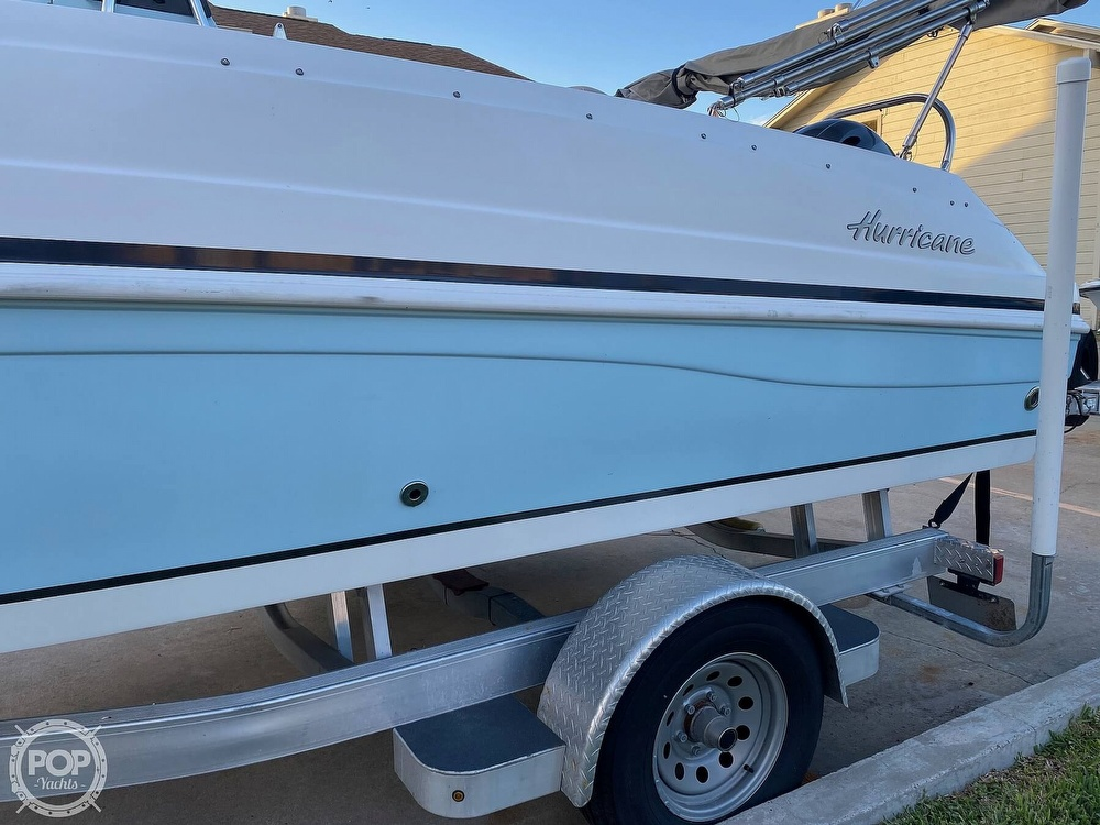 2016 Hurricane boat for sale, model of the boat is CC 19 & Image # 16 of 40