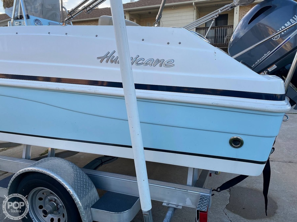 2016 Hurricane boat for sale, model of the boat is CC 19 & Image # 12 of 40
