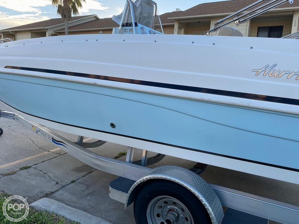 2016 Hurricane boat for sale, model of the boat is CC 19 & Image # 18 of 40