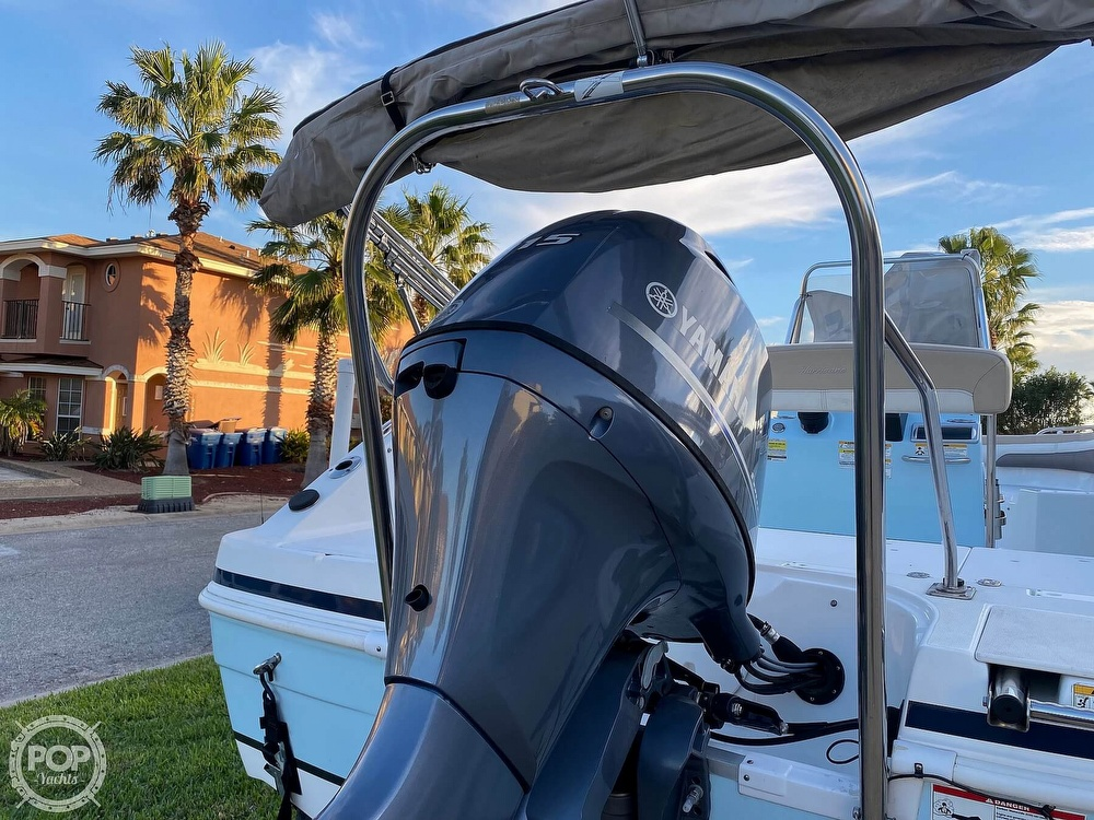 2016 Hurricane boat for sale, model of the boat is CC 19 & Image # 29 of 40
