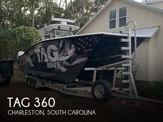 Used Boats For Sale in South Carolina by owner | 2021 TAG TAG360