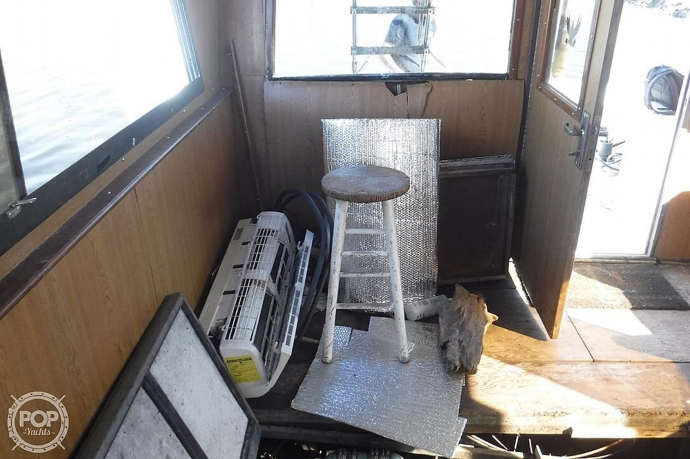 1977 Hatteras boat for sale, model of the boat is 46 Convertible & Image # 18 of 40