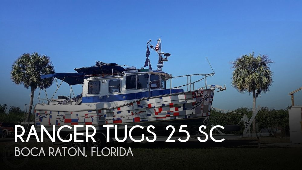Used Ranger Boats For Sale by owner   2012 Ranger Tugs 25