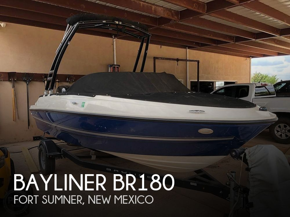 Used Boats For Sale in New Mexico by owner | 2017 Bayliner Br180