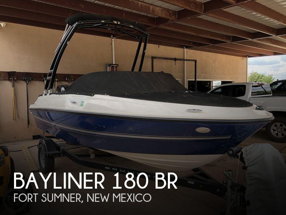 2017 Bayliner boat for sale, model of the boat is 180 BR & Image # 1 of 40