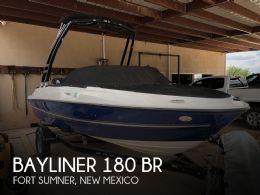 2017 Bayliner 180 BR