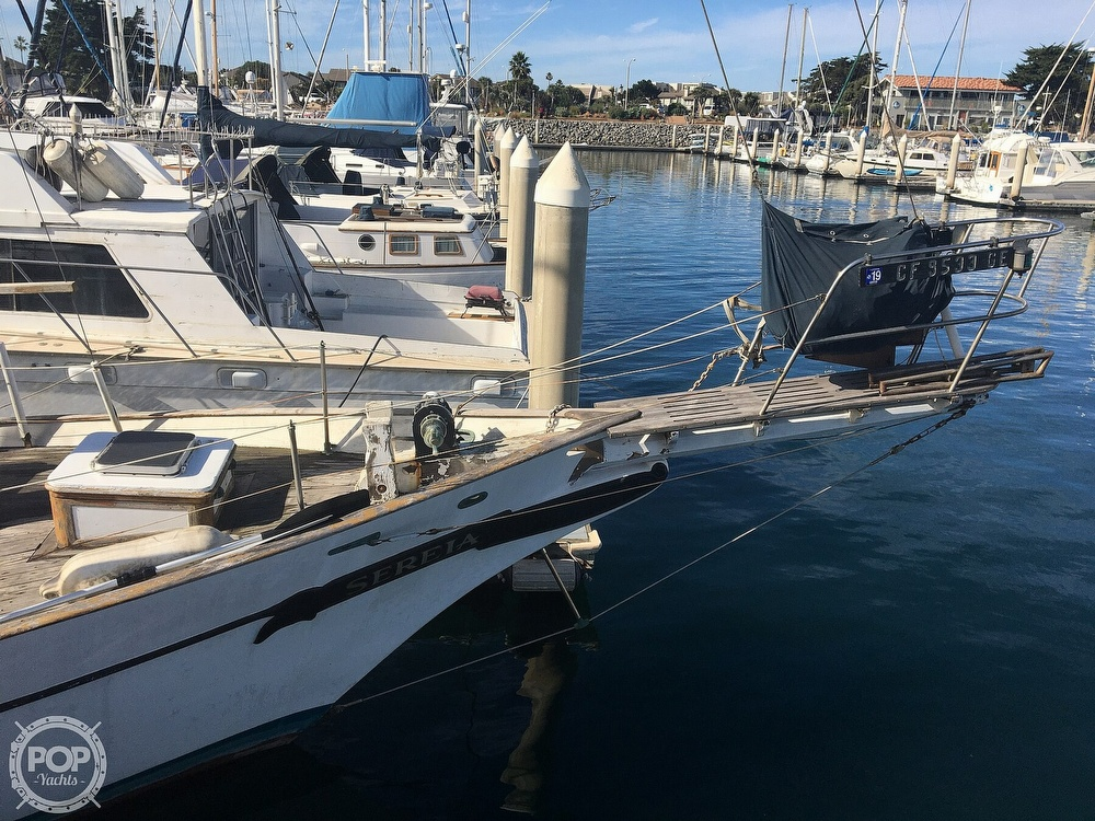 1971 Formosa boat for sale, model of the boat is 41 & Image # 25 of 40