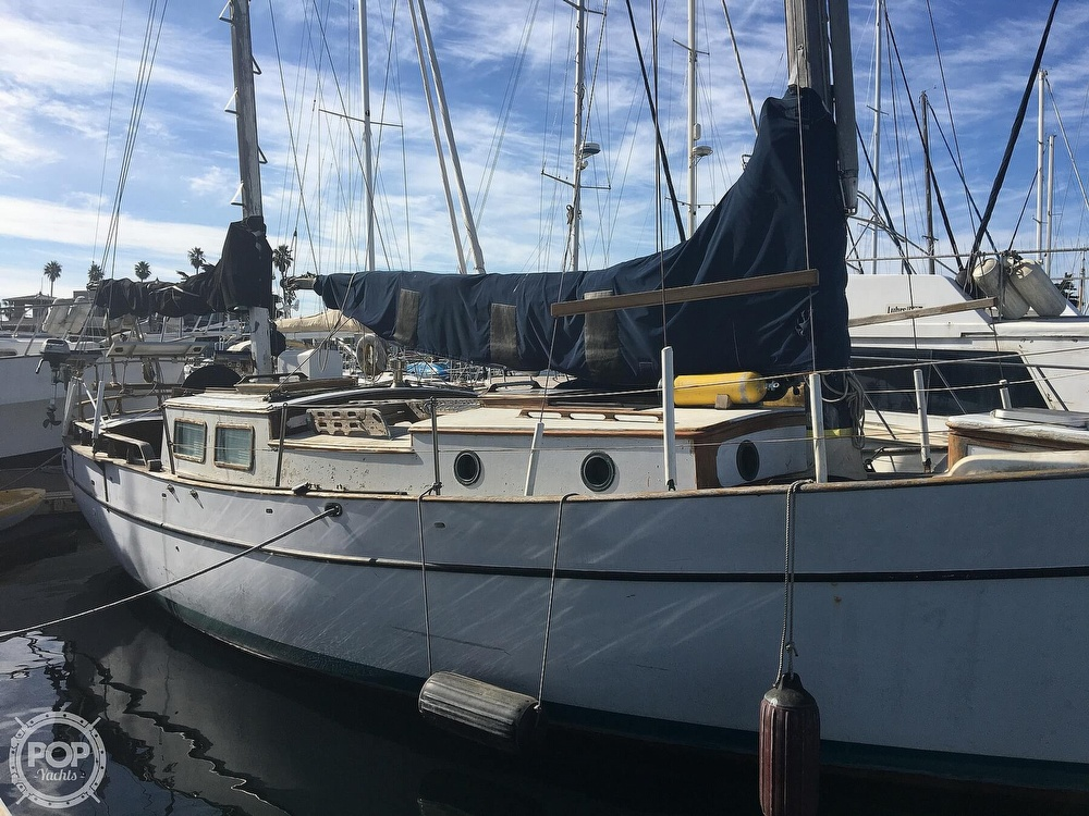 1971 Formosa boat for sale, model of the boat is 41 & Image # 4 of 40
