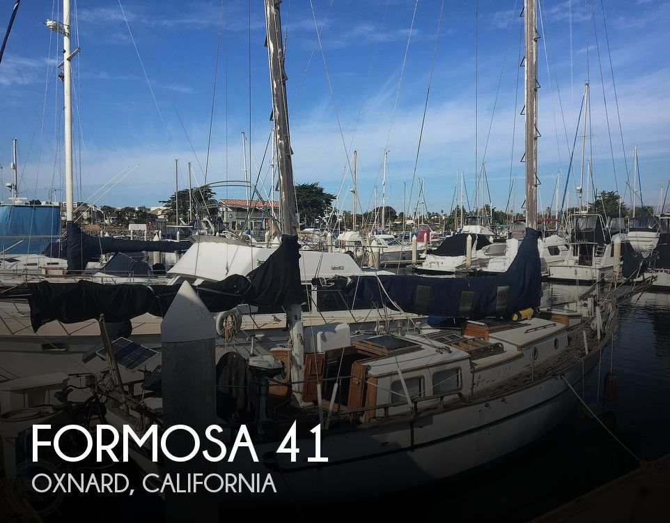 1971 Formosa boat for sale, model of the boat is 41 & Image # 1 of 40