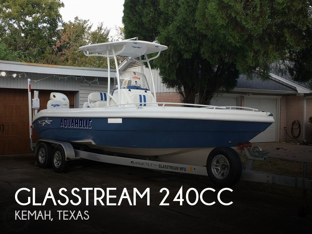 2019 Glasstream boat for sale, model of the boat is 240CC & Image # 1 of 40