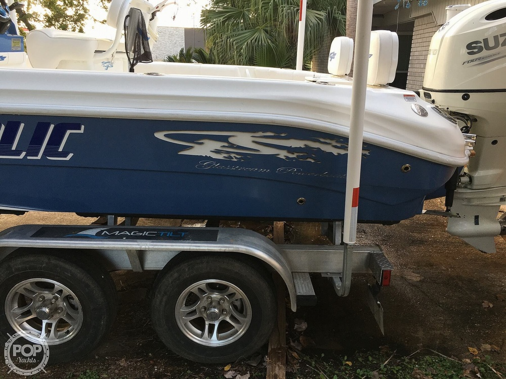 2019 Glasstream boat for sale, model of the boat is 240CC & Image # 23 of 40