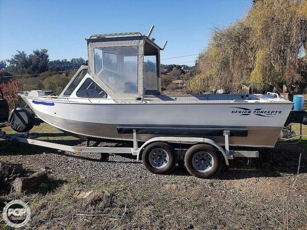 1994 Design Concepts boat for sale, model of the boat is 20 & Image # 2 of 40
