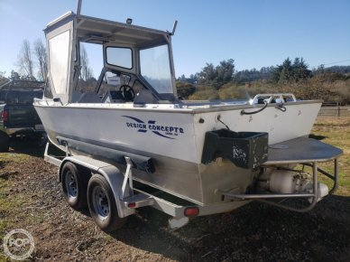 Design Concept Pacific Angler, 20', for sale