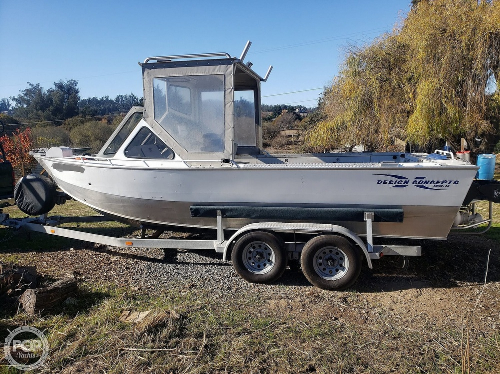 1994 Design Concepts boat for sale, model of the boat is 20 & Image # 10 of 40