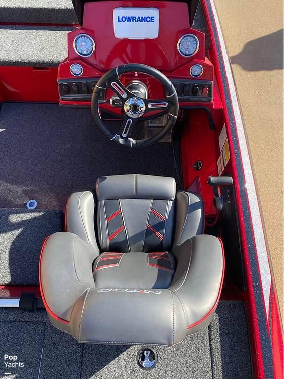 2020 Nitro boat for sale, model of the boat is Z18 & Image # 7 of 12