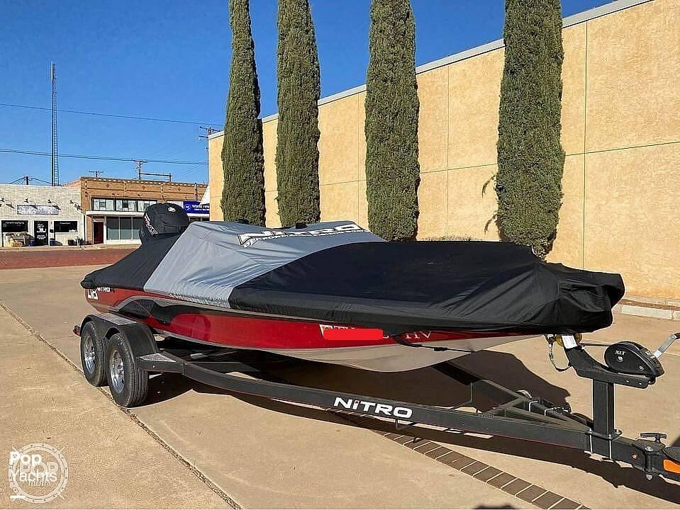 2020 Nitro boat for sale, model of the boat is Z18 & Image # 3 of 12