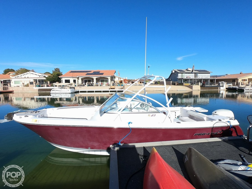 2008 Pro-Line boat for sale, model of the boat is 23 Dual Console & Image # 5 of 40