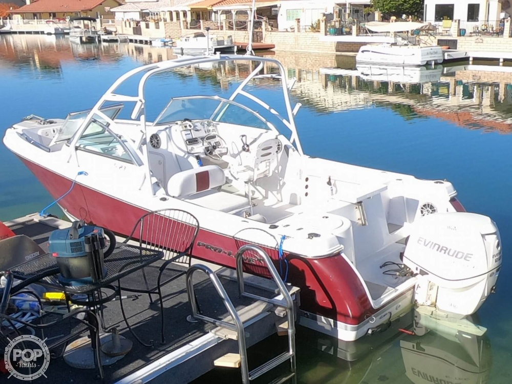 2008 Pro-Line boat for sale, model of the boat is 23 Dual Console & Image # 6 of 40