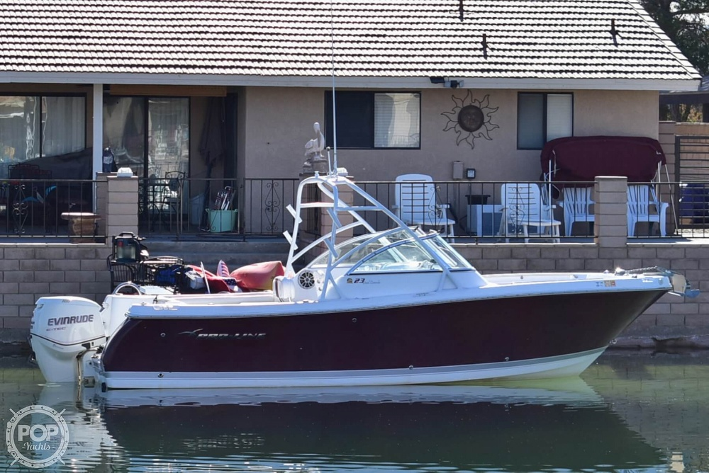 2008 Pro-Line boat for sale, model of the boat is 23 Dual Console & Image # 8 of 40