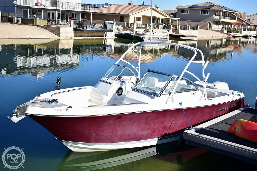 2008 Pro-Line boat for sale, model of the boat is 23 Dual Console & Image # 21 of 40
