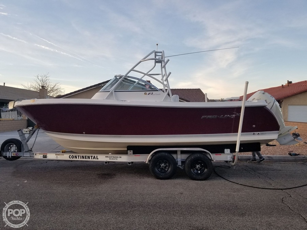 2008 Pro-Line boat for sale, model of the boat is 23 Dual Console & Image # 4 of 40