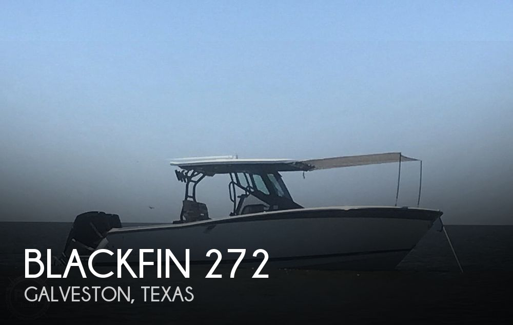 Used Blackfin Boats For Sale by owner | 2021 Blackfin 272