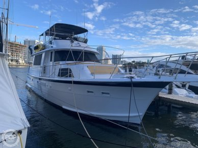 Hatteras 58 Motor Yacht, 58, for sale - $300,000