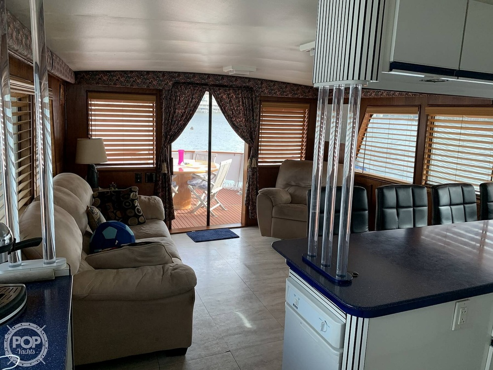 1977 Hatteras boat for sale, model of the boat is 58 Motor Yacht & Image # 2 of 40