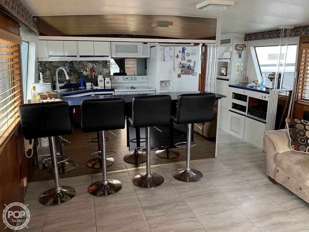 1977 Hatteras boat for sale, model of the boat is 58 Motor Yacht & Image # 3 of 40