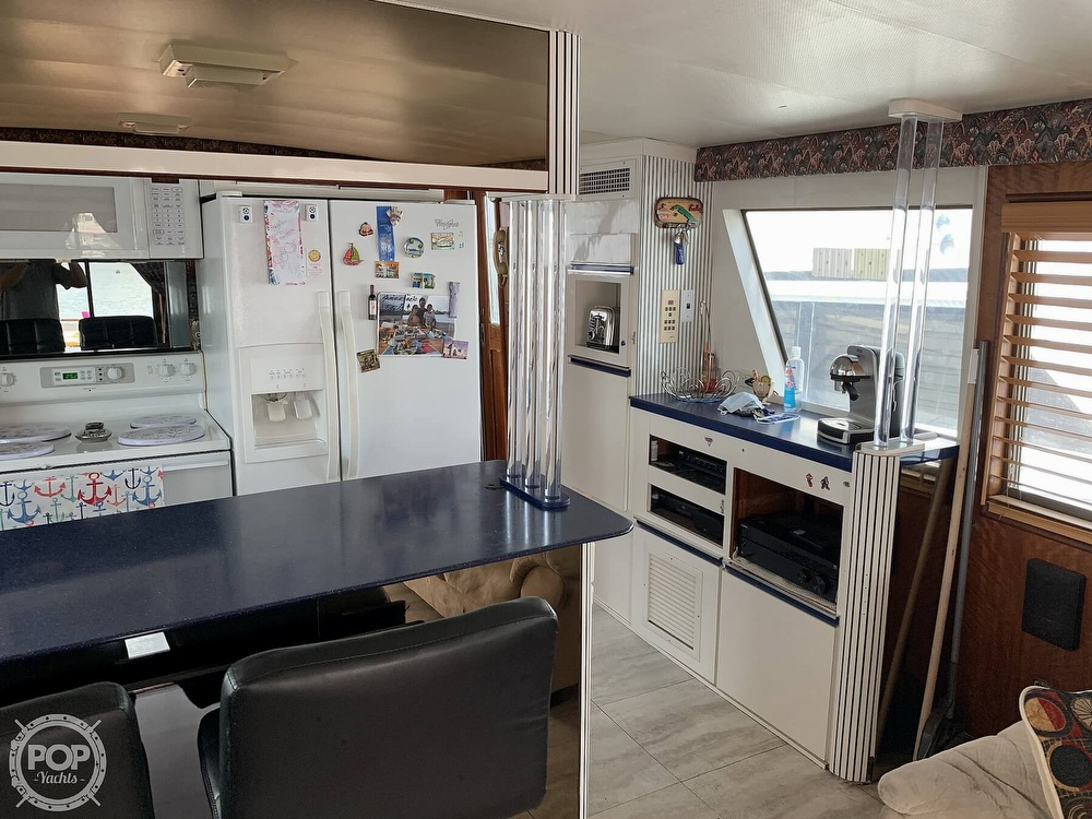 1977 Hatteras boat for sale, model of the boat is 58 Motor Yacht & Image # 16 of 40