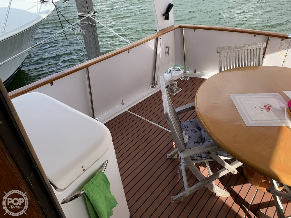 1977 Hatteras boat for sale, model of the boat is 58 Motor Yacht & Image # 20 of 40