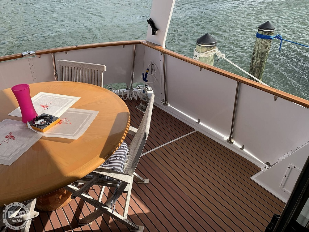 1977 Hatteras boat for sale, model of the boat is 58 Motor Yacht & Image # 22 of 40