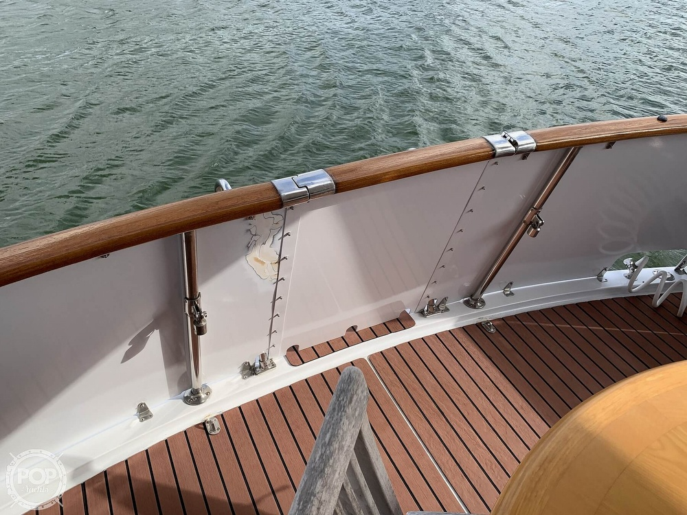 1977 Hatteras boat for sale, model of the boat is 58 Motor Yacht & Image # 28 of 40