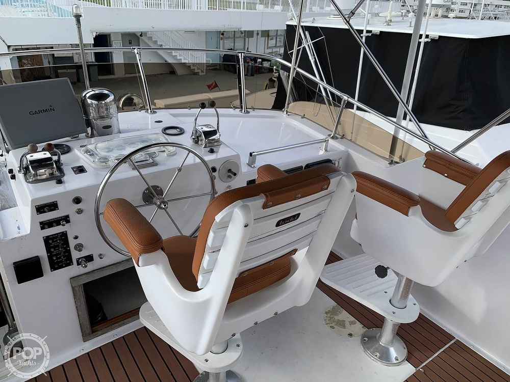 1977 Hatteras boat for sale, model of the boat is 58 Motor Yacht & Image # 7 of 40
